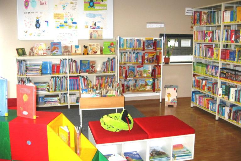 Kinderecke Bücherei