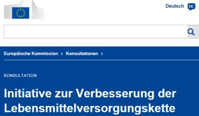 EU-konsultation